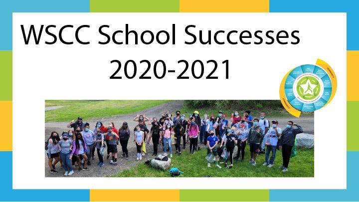 WSCC School Successes 2020-2021